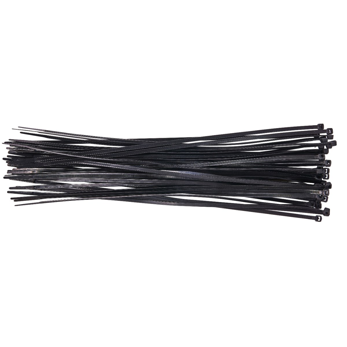 Cable Tie 3.6 X 300Mm 40Pc Black Amtech S0688b