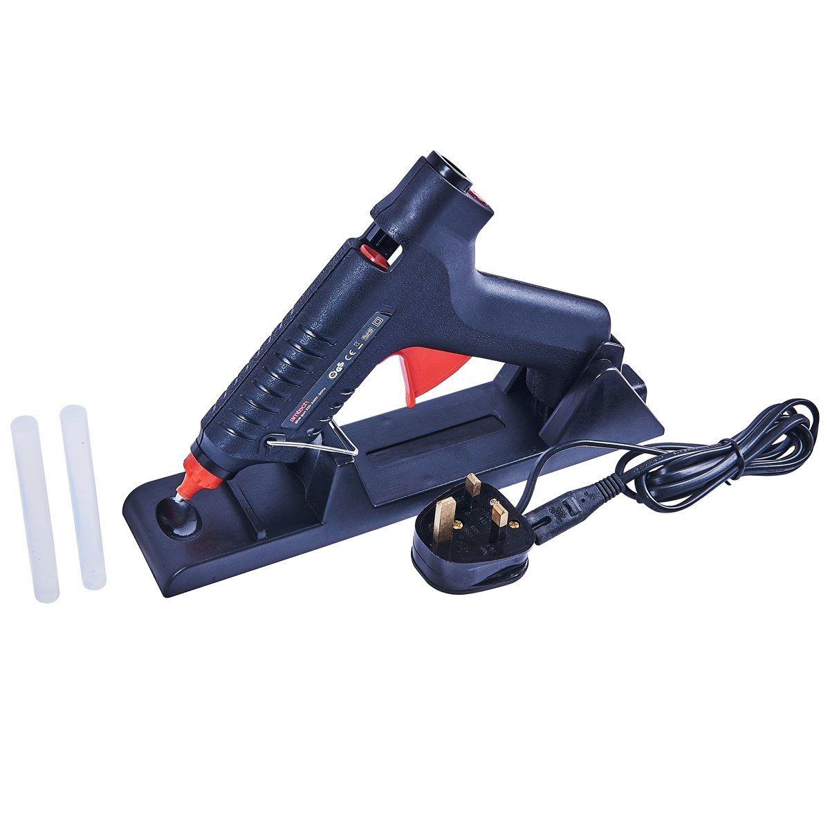 Image of 35-80W cordless glue gun