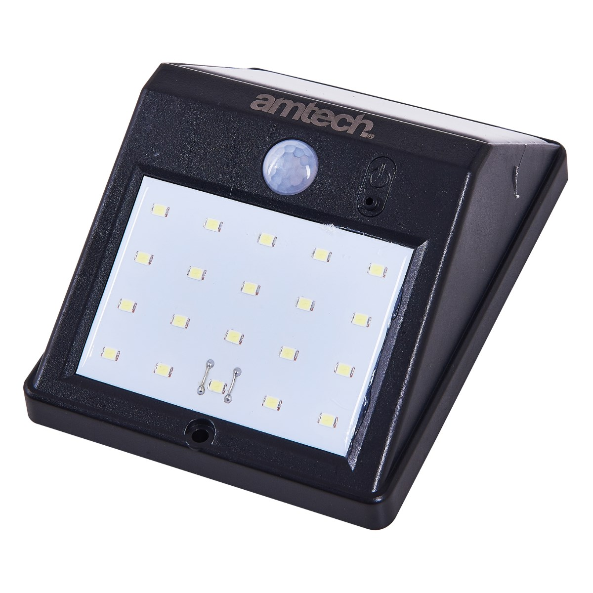 Image of 20 SMD LED solar pir sensor light