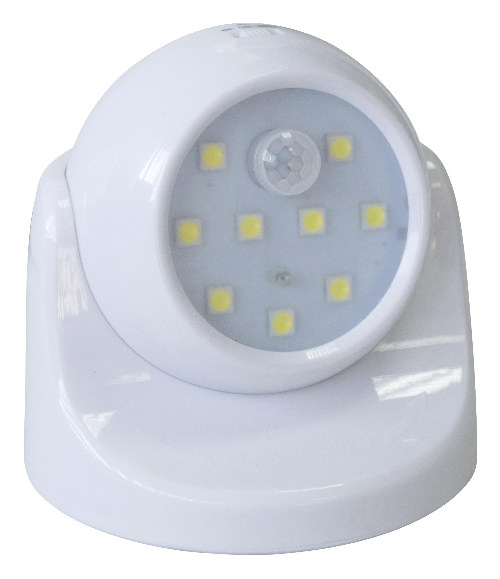 9 smd led wireless motion sensor light amtech get the right tool for the job mozeypictures Image collections