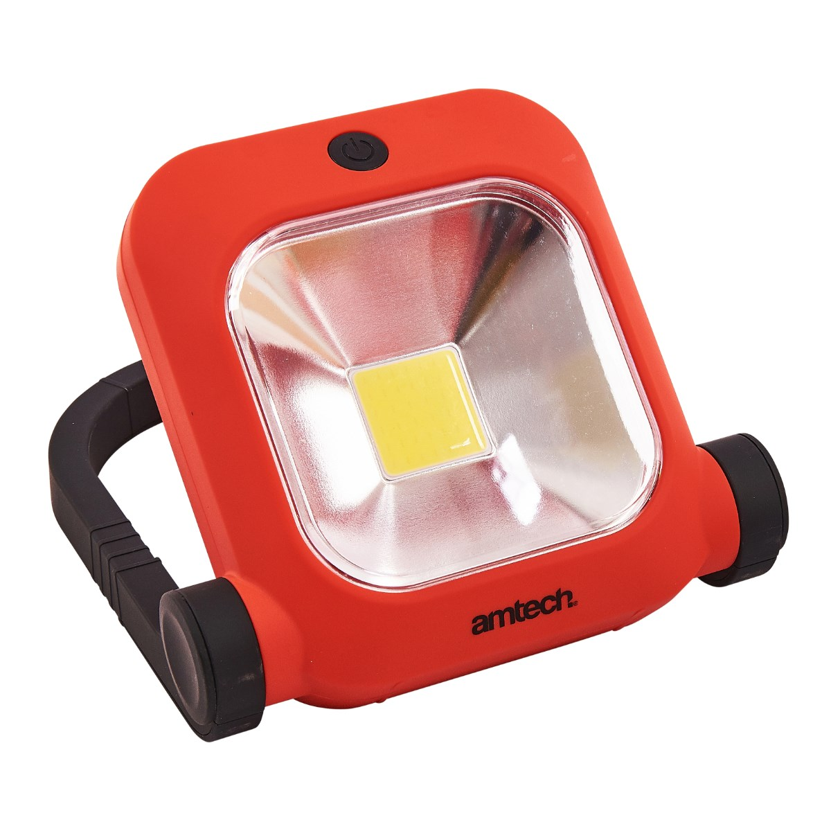 Image of 10W COB LED rechargeable worklight