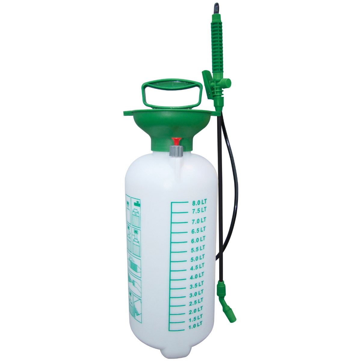 Image of 8 litre pressure sprayer